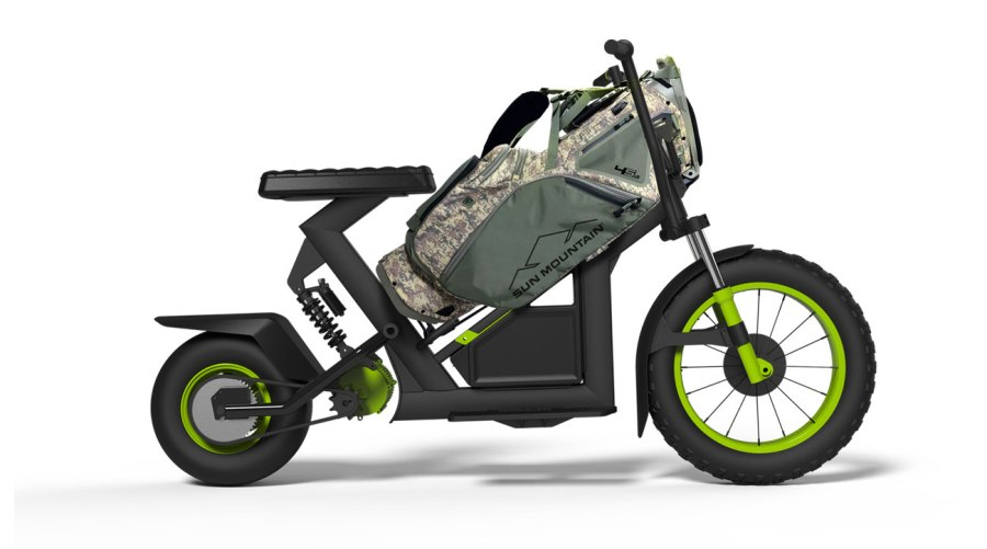 FinnCycle electric golf cycle 3