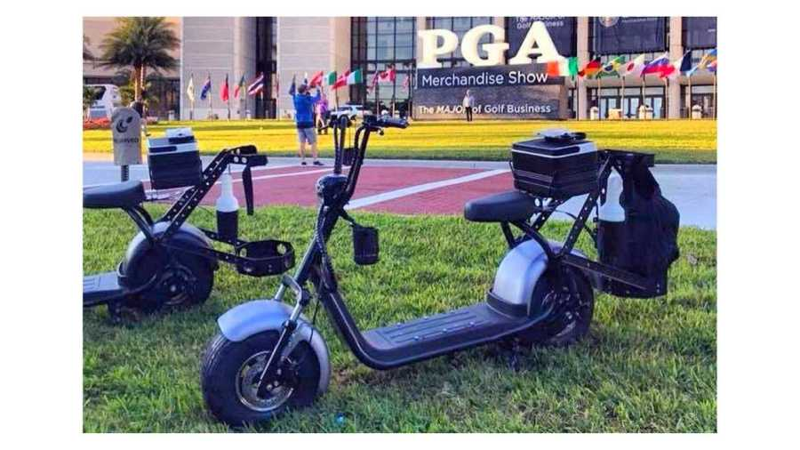 phat golf scooter