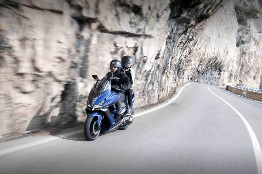 KYMCO XCITING S 400i ABS CBS 1