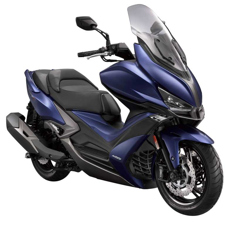 KYMCO XCITING S 400i ABS CBS 7