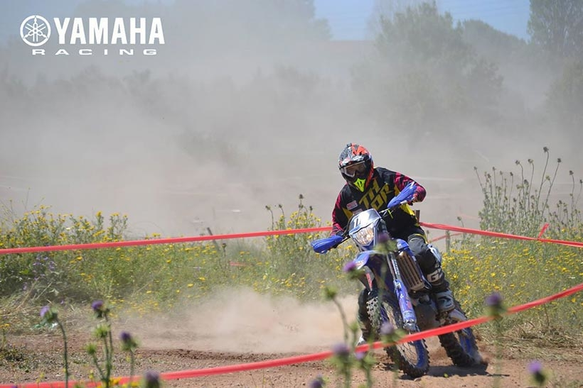 yamaha enduro worksbike team 2018 2