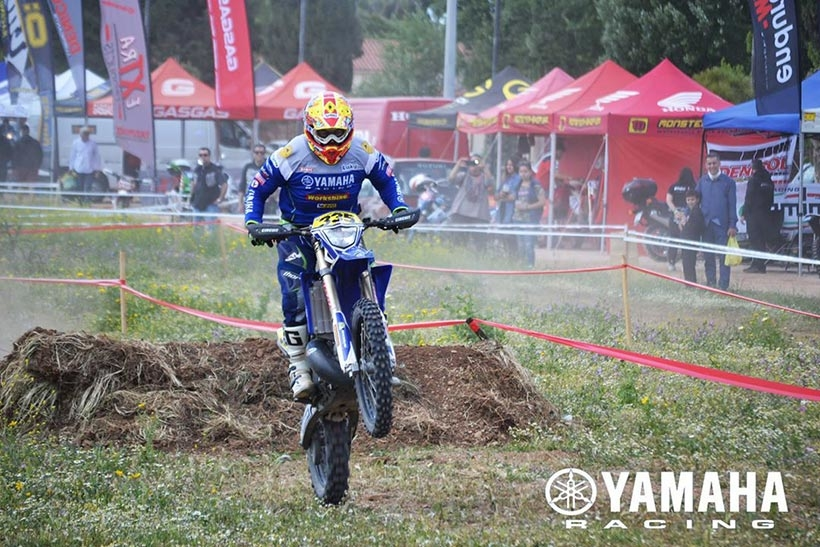 yamaha enduro worksbike team 2018 26