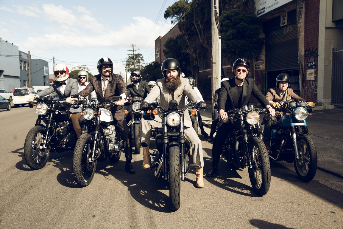 The Distinguished Gentlemans Ride 5