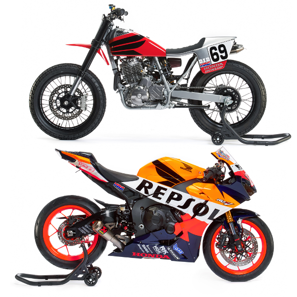 nicky hayden tribute bikes tracker 1