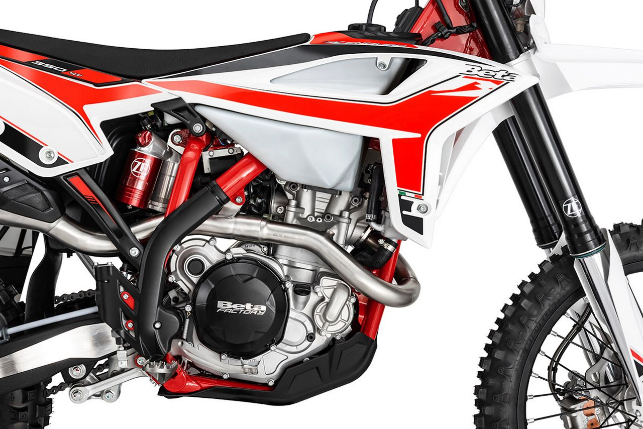 BETA MY2020 4T Engine chassis RHS Enduro21