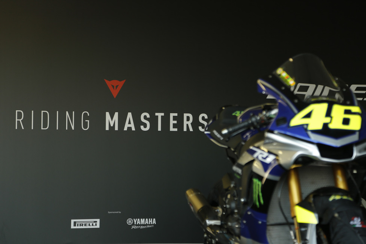 dainese riding masters motogp class experience 2020 2