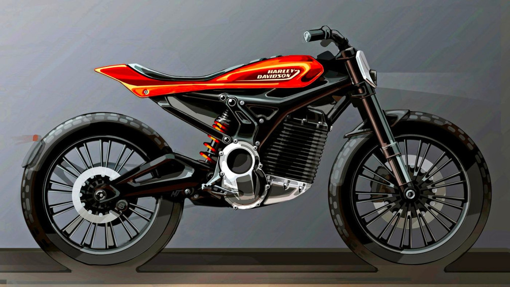 harley davidson electric motorcycle 2