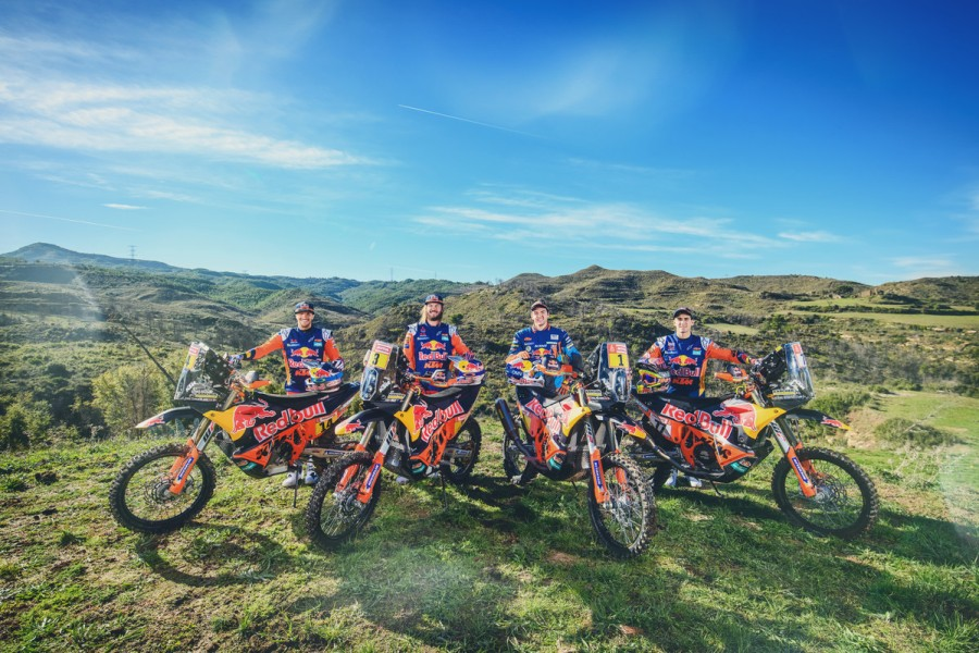 KTM Dakar Team 31 2019 Enduro21 560