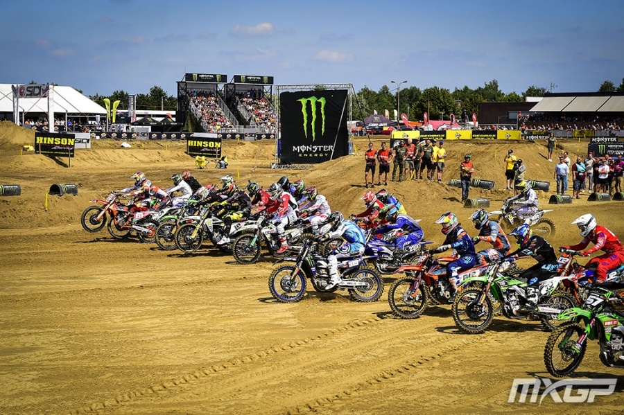MX2 START MOTOCROSS GP 14 B 2019
