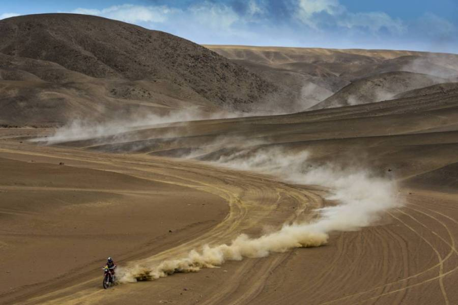 rally dakar day 4 5