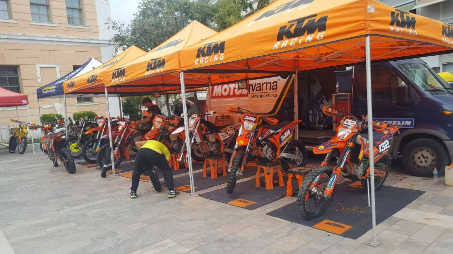 KTM enduro team Beroia 3