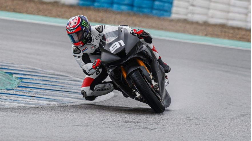worldsbk jerez test day 1 2