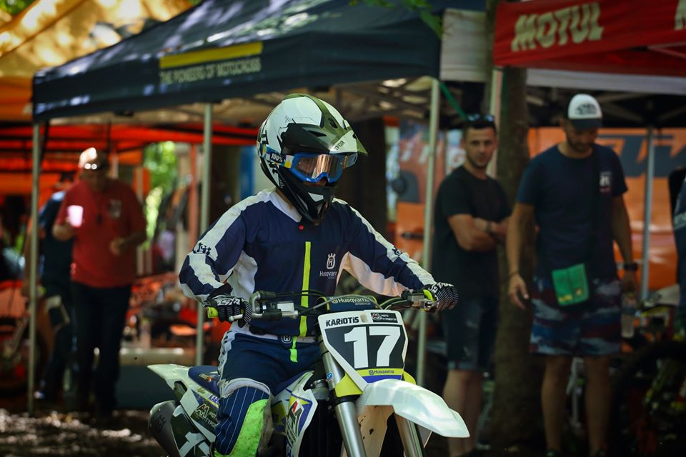 husqvarna mx team drama 6