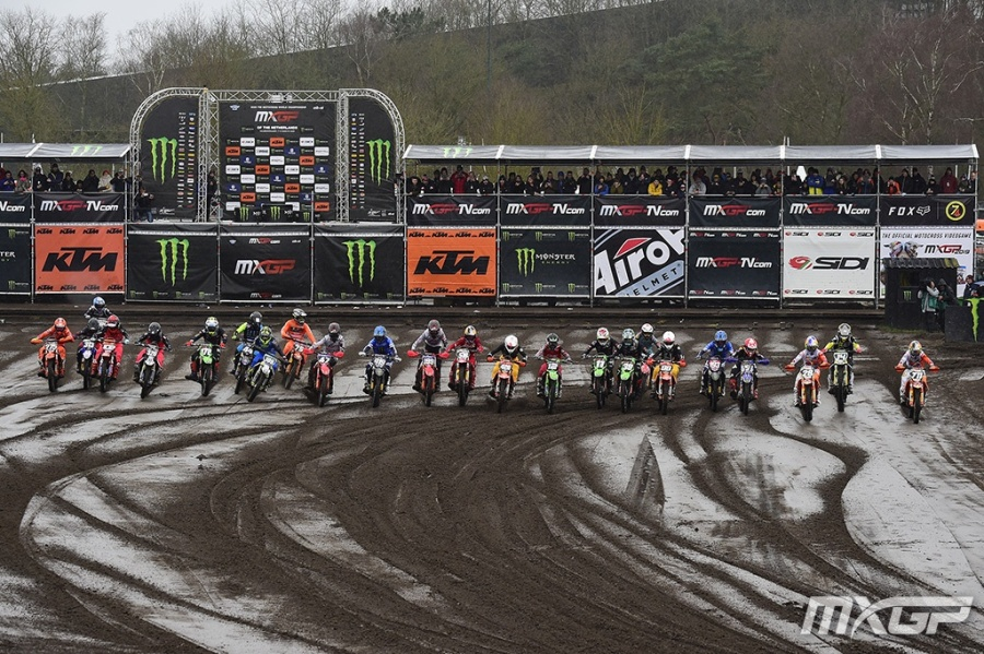 MX2 START MOTOCROSS GP 2 NL 2020