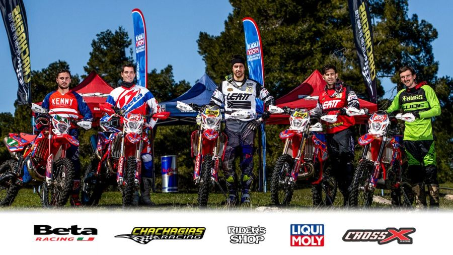 beta chachagias enduro team 2020 2
