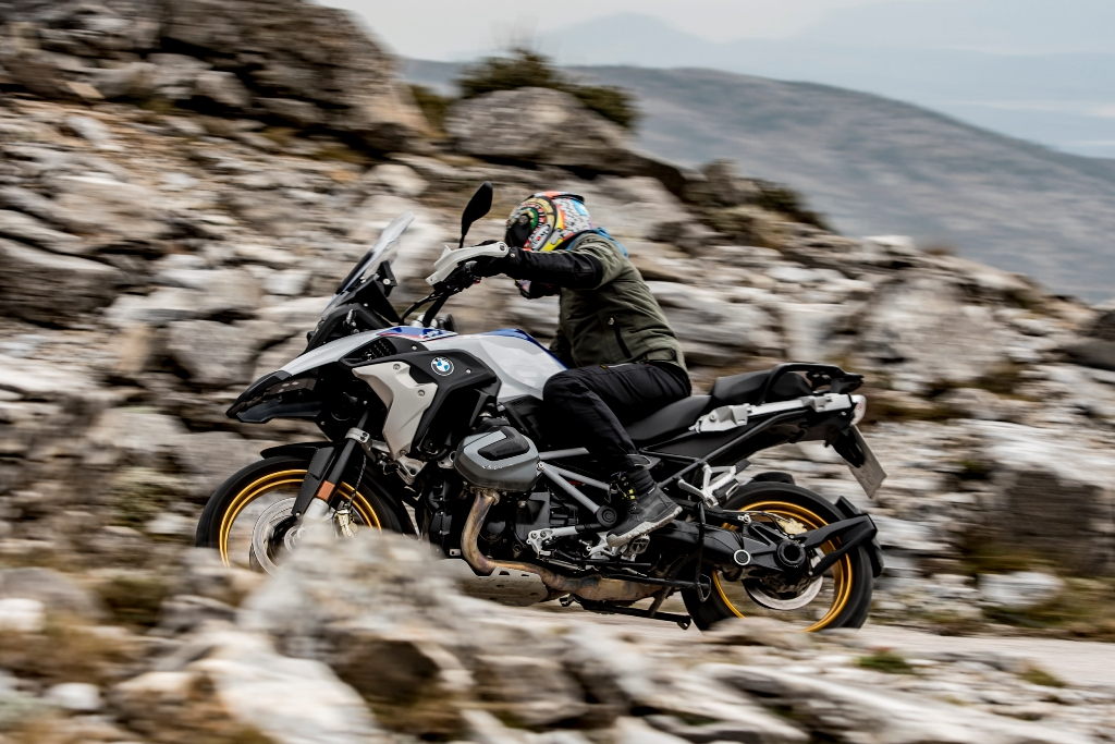 BMW R 1250 GS action 11