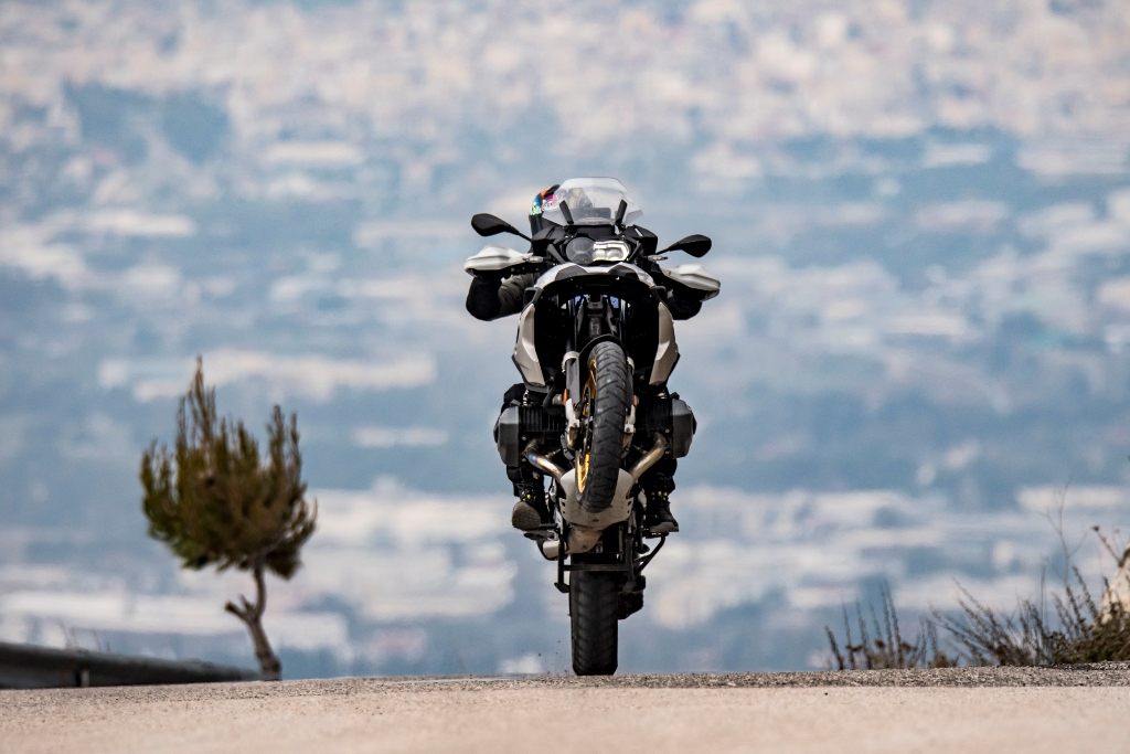 BMW R 1250 GS action 5