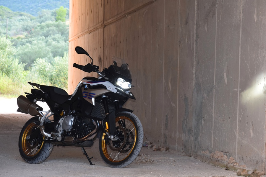 bmw f850gs ambience 1