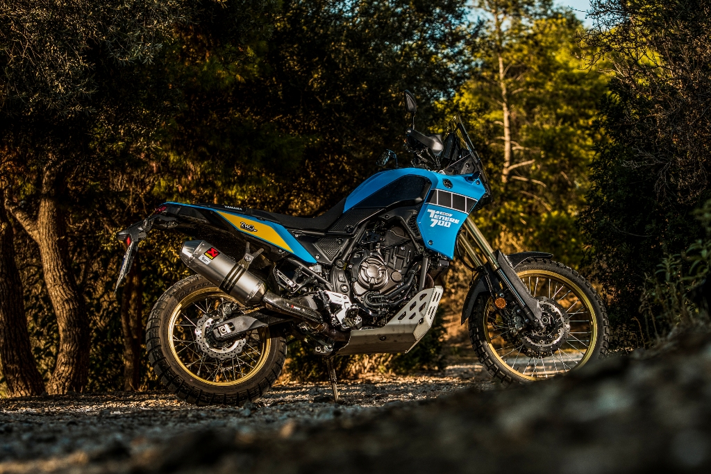 Yamaha Tenere 700 Rally Edition static 2