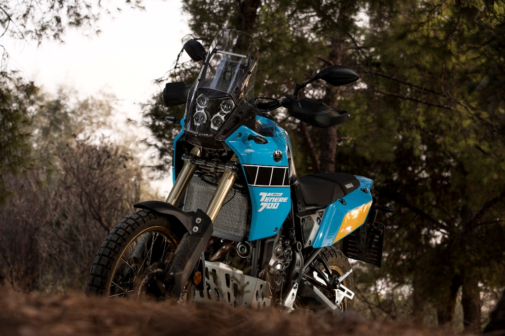 Yamaha Tenere 700 Rally Edition static 3