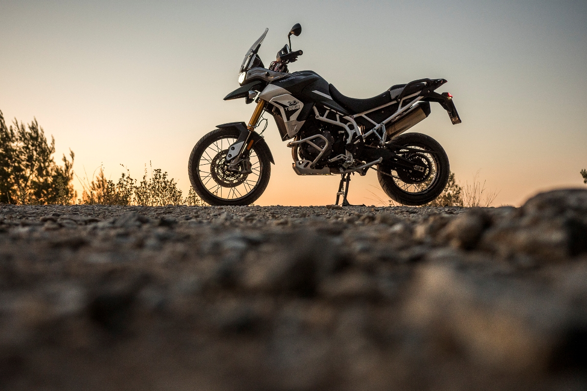 Triumph Tiger 900 Rally Pro ambience 39